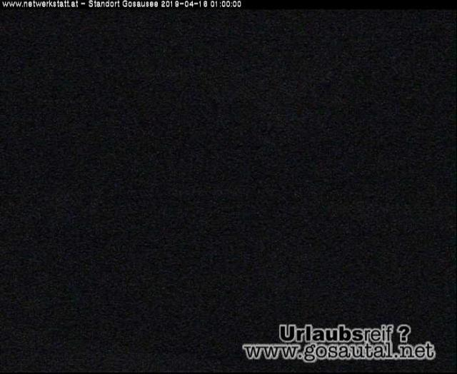 Gosau webcam - Standort Gosausee webcam, Upper Austria, Gmunden