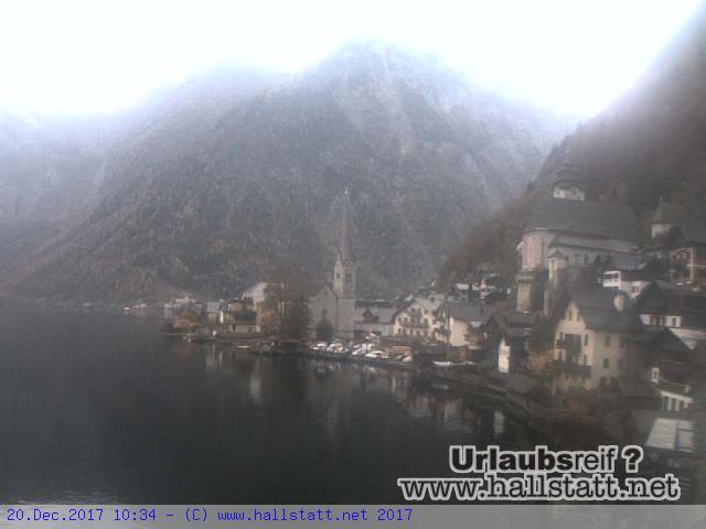 Hallstatt webcam - Hallstatt Town webcam, Upper Austria, Salzkammergut