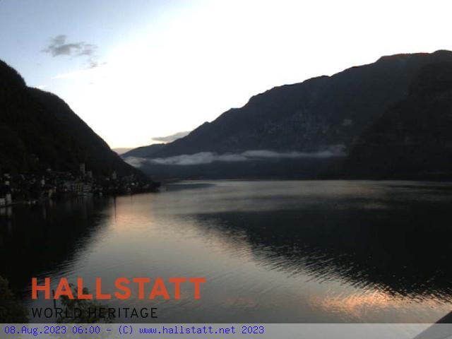 Austria - Hallstatt Lake