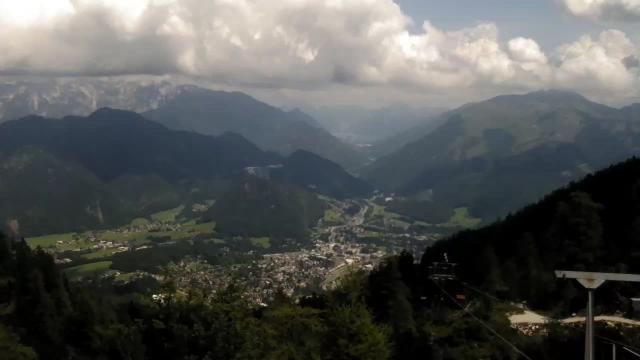 Katrin - Bad Ischl Webcam